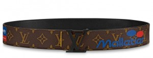Louis Vuitton LV Initiales 40mm Belt Monogram M0161U