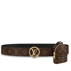 Louis Vuitton LV Palm Spring 35mm Belt M0353Y