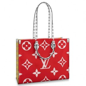 Louis Vuitton Onthego GM Bag Giant Monogram M44569