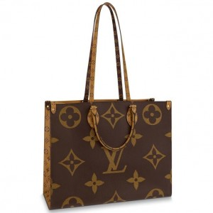 Louis Vuitton Onthego GM Bag Monogram Giant M44576