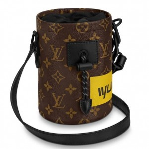 Louis Vuitton Chalk Nano Bag Monogram Canvas M44632