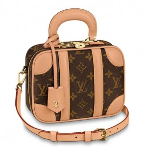 Louis Vuitton Mini Luggage BB Monogram Canvas M44804