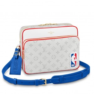 Louis Vuitton LV x NBA Nil Messenger Bag M45583