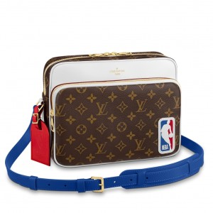 Louis Vuitton LV x NBA Nil Messenger Bag M45584