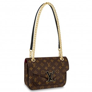 Louis Vuitton New Chain Bag Monogram Canvas M45592