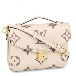 Louis Vuitton Pochette Metis Bag Monogram Empreinte M45596