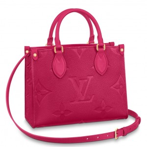 Louis Vuitton Onthego PM Bag Monogram Empreinte M45660