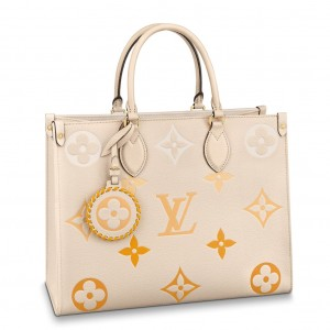 Louis Vuitton OnTheGo MM Bag  By The Pool M45717