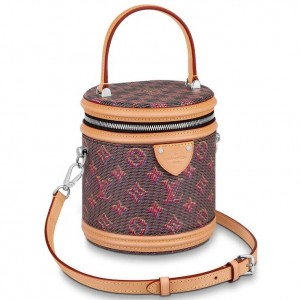 Louis Vuitton Cannes Bag Monogram LV Pop Print M55457