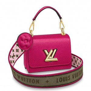 Louis Vuitton Twist Mini Bag Epi Leather M57063