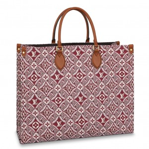Louis Vuitton Since 1854 Onthego GM Tote Bag M57185