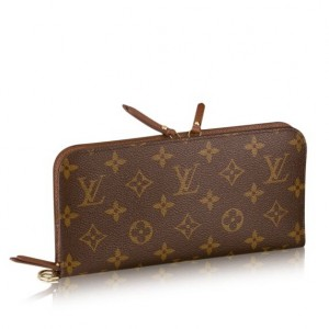 Louis Vuitton Insolite Wallet Monogram Canvas M60042