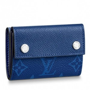 Louis Vuitton Discovery Compact Wallet Taigarama Pacific M67620