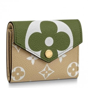 Louis Vuitton Zoe Wallet Giant Monogram Canvas M67640