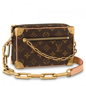 Louis Vuitton Mini Soft Trunk Bag Monogram Canvas M68906