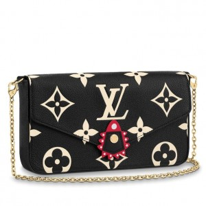 Louis Vuitton LV Crafty Felicie Pochette Bag M69515