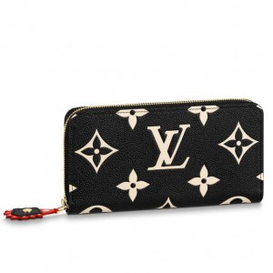 Louis Vuitton LV Crafty Zippy Wallet M69698