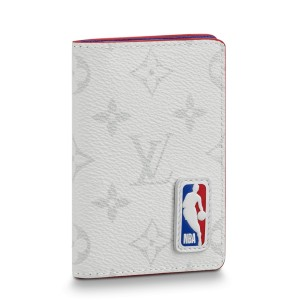 Louis Vuitton LV x NBA Pocket Organizer M80103
