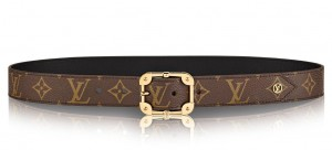 Louis Vuitton LV Malletier Monogram 30mm Belt M9312U