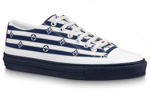 Louis Vuitton LV Escale Stellar Sneakers Blue