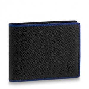 Louis Vuitton Multiple Wallet Taiga Leather M30563