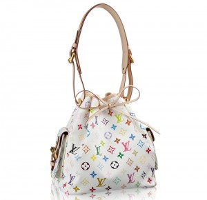Louis Vuitton Petit Noe Bag Monogram Multicolore M42229