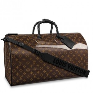 Louis Vuitton Keepall Bandouliere 50 Monogram Glaze M43899