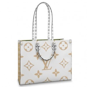 Louis Vuitton Onthego GM Bag Giant Monogram M44571