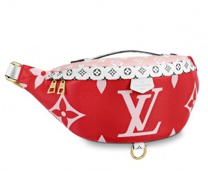 Louis Vuitton Bumbag Giant Monogram Canvas M44575