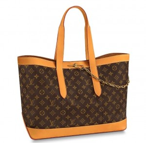 Louis Vuitton Cabas Voyage Tote Monogram Canvas M44878