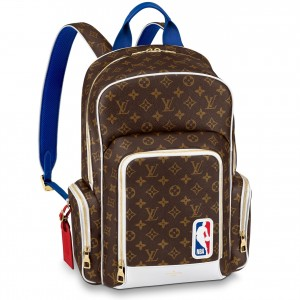 Louis Vuitton LV x NBA New Backpack M45581