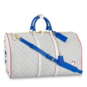 Louis Vuitton LV x NBA Basketball Keepall 55 M45586