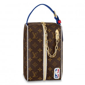 Louis Vuitton LV x NBA Cloakroom Dopp Kit M45588