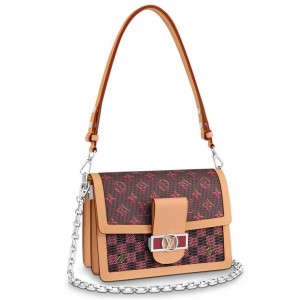 Louis Vuitton Dauphine MM Monogram LV Pop Print M55452