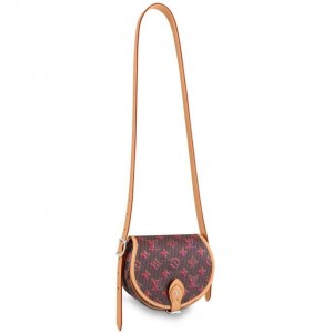 Louis Vuitton Tambourin Bag Monogram LV Pop Print M55460