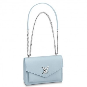 Louis Vuitton Olympe Blue Mylockme BB Bag M56377