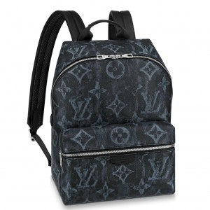 Louis Vuitton Discovery Backpack PM Monogram Pastel Noir M57274