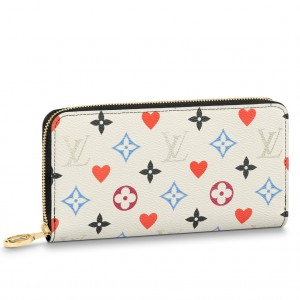 Louis Vuitton Game On Zippy Wallet M57491