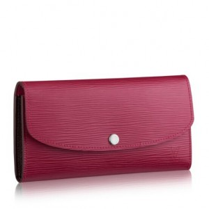 Louis Vuitton Emilie Wallet Epi Leather M60851