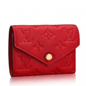 Louis Vuitton Victorine Wallet Monogram Empreinte M64061