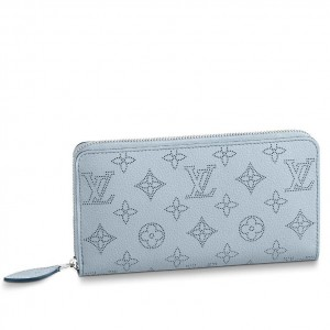 Louis Vuitton Zippy Wallet Mahina Leather M67410