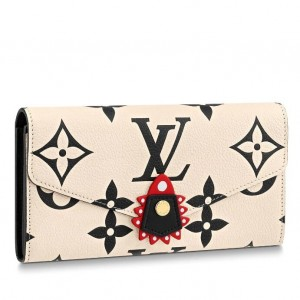 Louis Vuitton LV Crafty Sarah Wallet M69514
