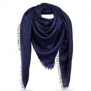 Louis Vuitton Monogram Shawl M72412