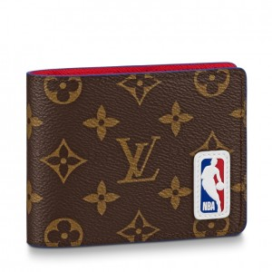 Louis Vuitton LV x NBA Multiple Wallet M80105