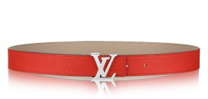Louis Vuitton LV Initiales Reversible Belt M9479U