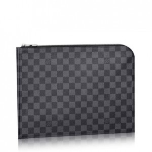 Louis Vuitton Pochette Jour GM Damier Graphite N41501