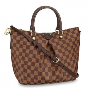 Louis Vuitton Siena MM Bag Damier Ebene N41546